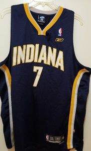Indiana Pacers Jermaine O'Neal Jersey